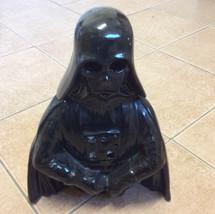 Bootleg ceramic Darth Vader bust