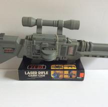 Kenner Laser Rifle Carry Case