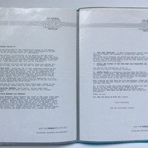 P2 and P3 of information letter Summer 1983