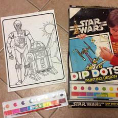 Palitoy Dip Dots set - unused