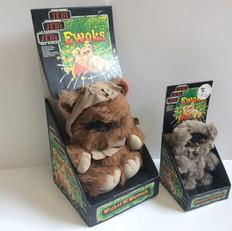 Trilogo boxed plush Ewoks