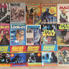 TESB magazines collection