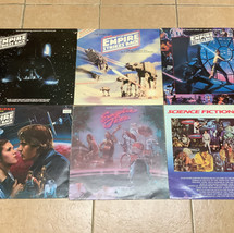 The Empire Strikes Back record collection