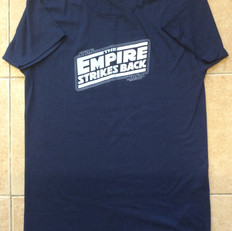 1980 The Empire Strikes Back Crew Tee-Shirt