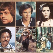 Return of the Jedi fan club prints