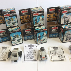 Palitoy MLC-3, MTV-7 and PDT-8 Mini-Rigs