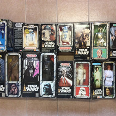 Palitoy and Denys Fisher Large Size Action Figures