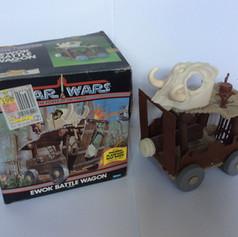 Kenner POTF Ewok Battle Wagon