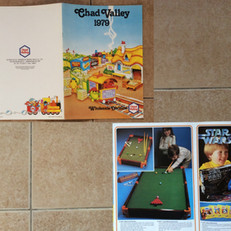 Chad Valley 1979 Wholesale Division catalogue