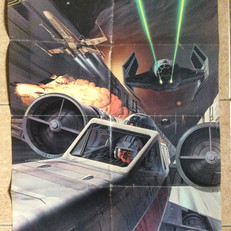 Star Wars fan club poster