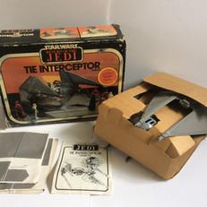 Bilogo TIE Interceptor vehicle