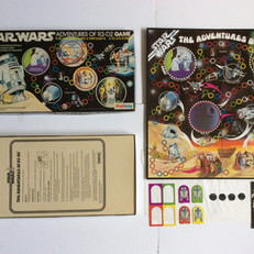 Palitoy The Adventures of R2-D2 Board Game