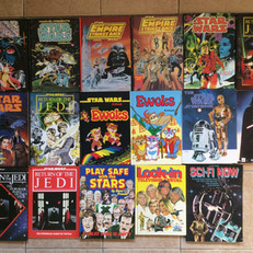 Books - Annuals and large format