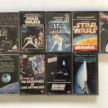 Star Wars Cassette Tapes