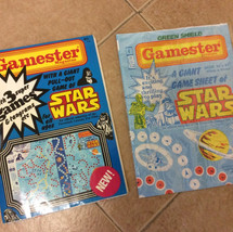 Gamester magazine and Green Shield promotion