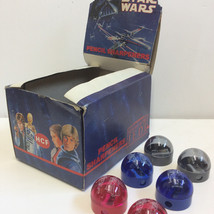 HCF Return of the Jedi Pencil Sharpeners Shop Display Box