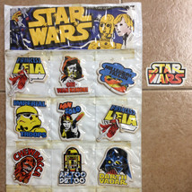 'Fascal' Star Wars stickers in store display