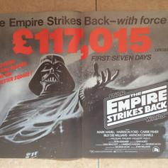 Screen International magazine The Empire Strikes Back 20th Century Fox advertisement