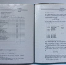 Special Products order form and Triple Bill letter Summer 1983