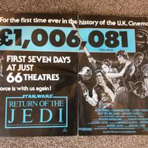 Screen International magazine Return of the Jedi 20th Century Fox advertisement