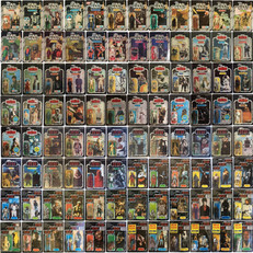 Full Palitoy carded run