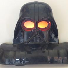 Darth Vader store display header