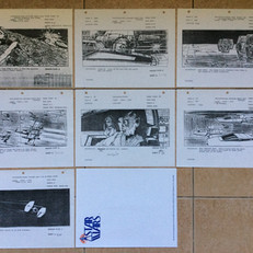 Star Wars production used storyboards