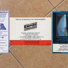 Pre-release tickets