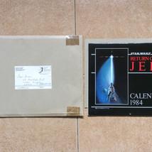 Fan Club issued 1984 Calendar
