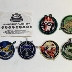 ILM VFX Crew '99 Patches