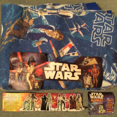 House of Ratcliffe Star Wars blanket
