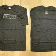 Episode II 2002 ILM VFX Old Republic crew tee shirt