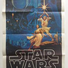 Bootleg British Star Wars Hildebrandt Poster