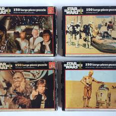 Waddingtons Star Wars Jigsaws