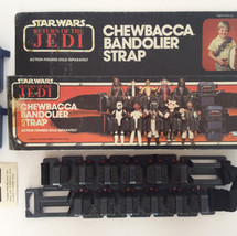 Kenner boxed Chewbacca Bandolier Strap
