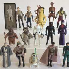 Action figures - ROTJ 3rd Wave