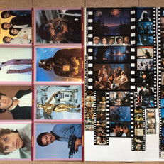 Empire and Jedi fan club poster magazines