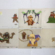 Droids & Ewoks Production Cels