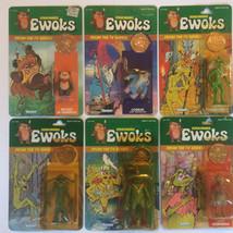 Kenner Ewoks range