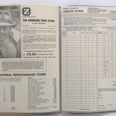 Special Products information sheet and order form Winter 1984