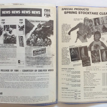 TESB Video newsletter Autumn 1984 and Special Products information sheet Winter 1984