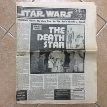 Birmingham Evening Mail Star Wars souvenir