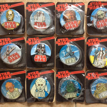 Starfire Light-up Badges