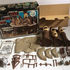 Trilogo Ewok Village Action Playset