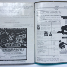 General information letter and Special Products order form Autumn 1983