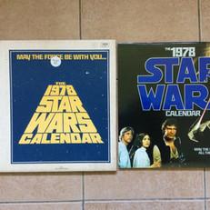 1978 Star Wars calendar