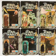 Palitoy Star Wars 1st wave - 2