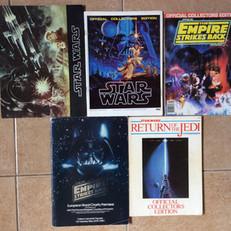 Movie programmes / special collectors edition publications