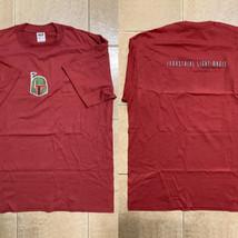 2001 ILM Boba Fett Siggraph crew tee shirt