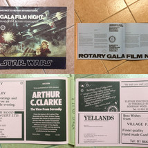 SW Programme - Rotary Gala Film Night